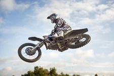 Husqvarna Factory Motocross Test 2015