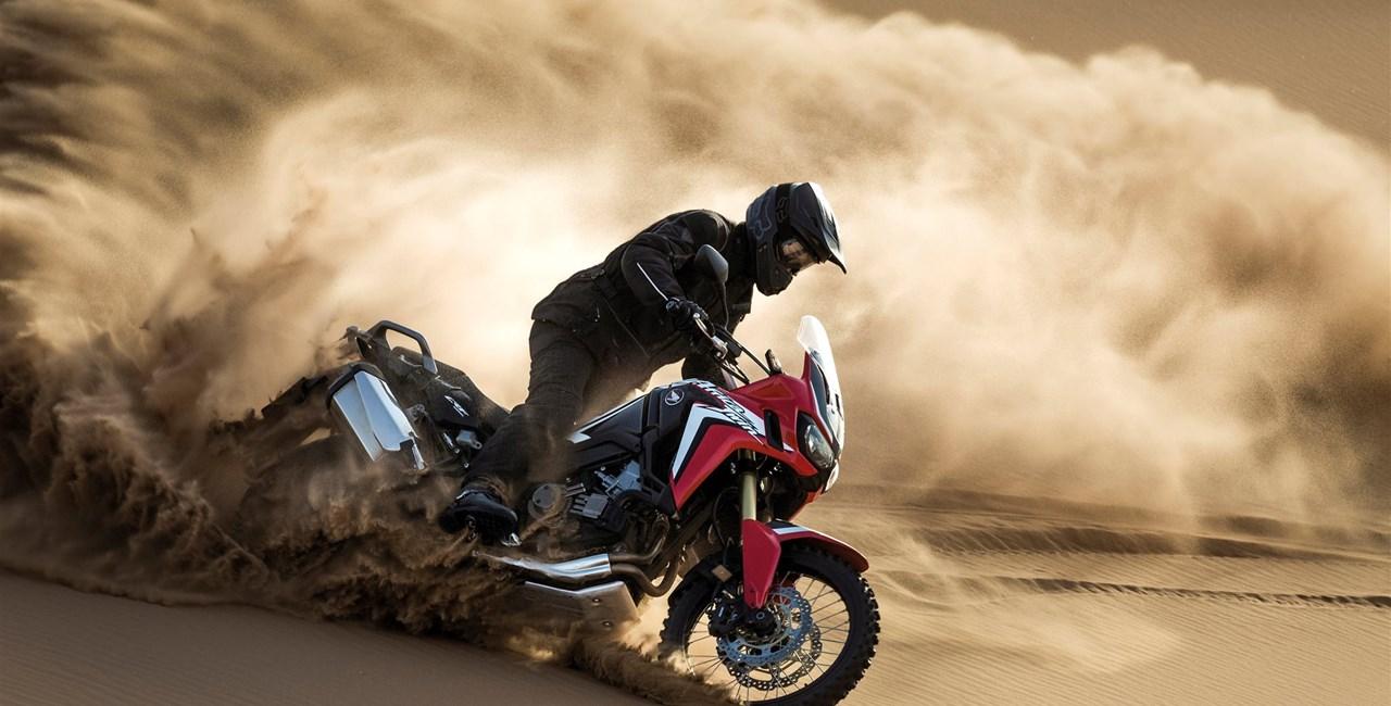 Honda gibt Africa Twin Preise bekannt