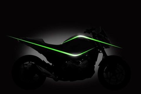 Honda CB500F, NC750S und Integra für 2016