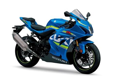 Suzuki GSX-R 1000 Neu