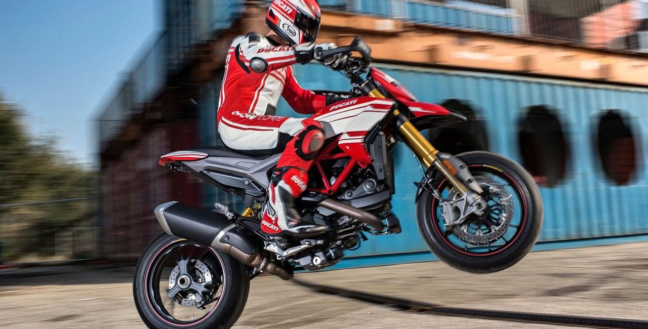 Ducati Hypermotard 939 2016