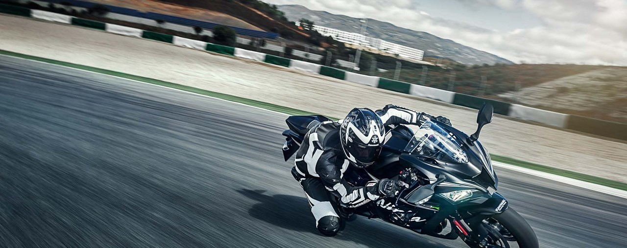 Kawasaki Ninja Winter Test Edition