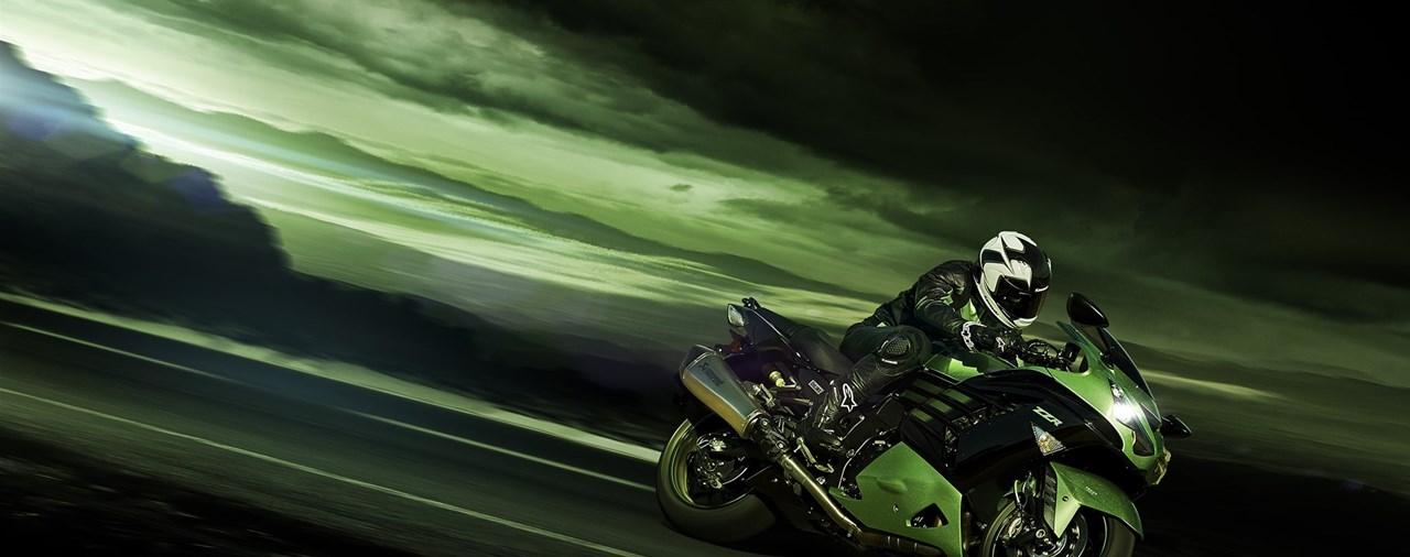 Kawasaki ZZR1400 2016