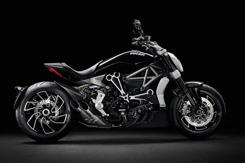 Ducati Neuheiten EICMA 2016