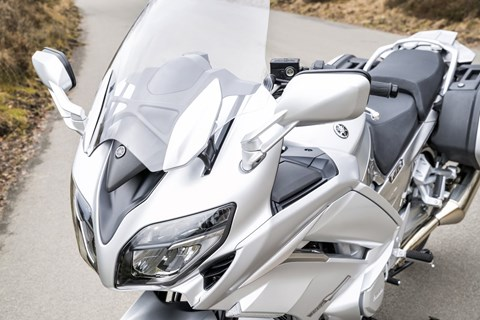 Yamaha FJR1300A / AE / AS  2016