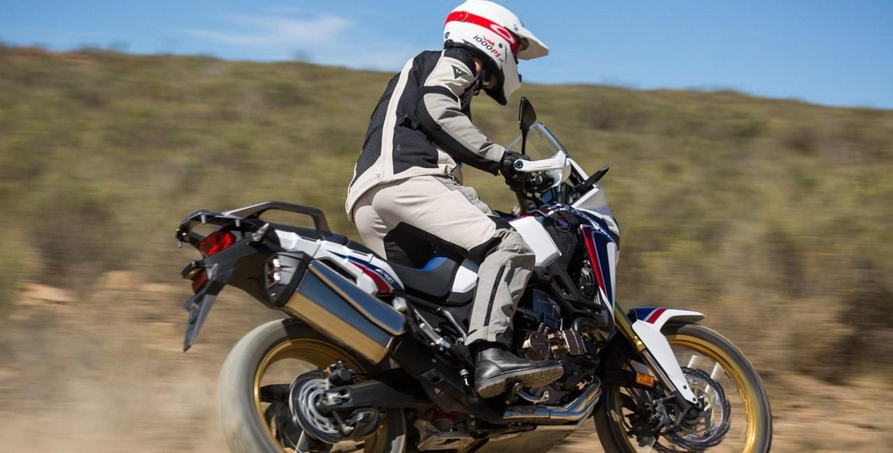 Honda Africa Twin Offroad Test