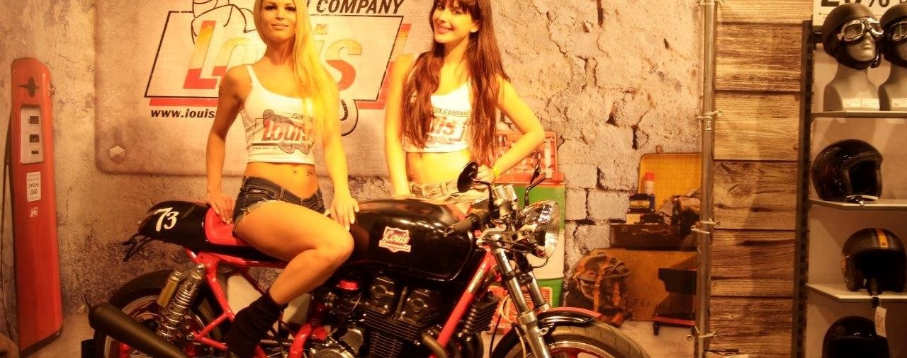 Custombike-Show, Bad Salzuflen (4.-6.12.2015)