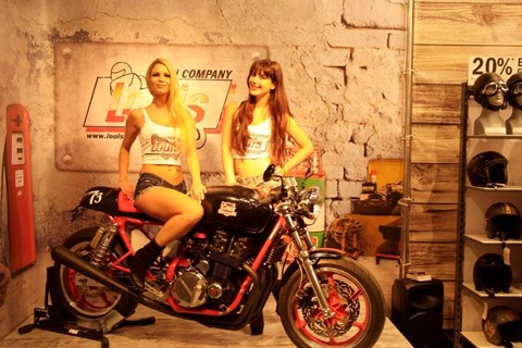 Custombike-Show, Bad Salzuflen (4.-6.12.2015)
