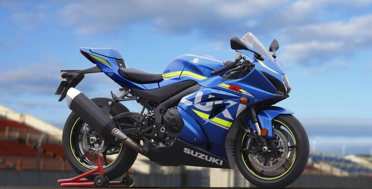Suzuki GSX-R Challenge 2016