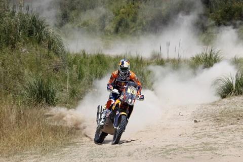 Rallye Dakar 2016 Prolog