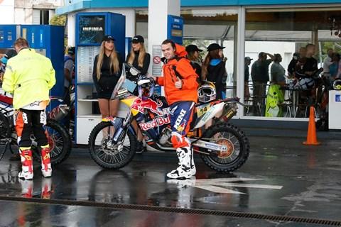 Dakar 2016 Etappe 1