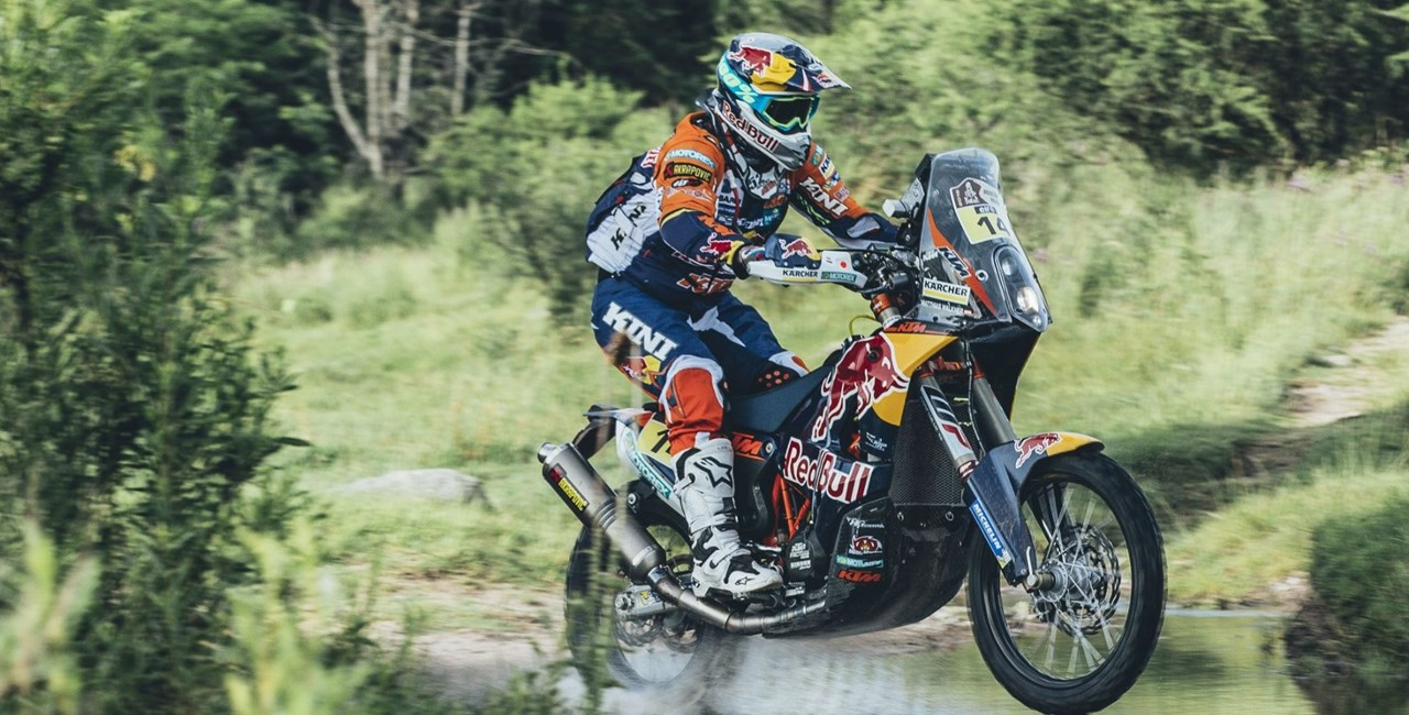 Rallye Dakar 2016 Etappe 2