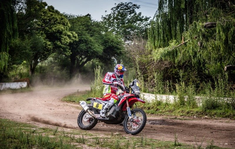 Rallye Dakar Etappe 3