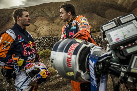 Rallye Dakar 2016 Etappe 5