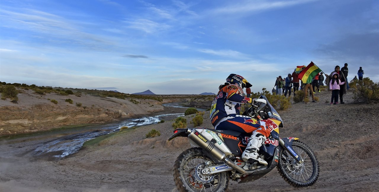 Rallye Dakar 2016 Etappe 6