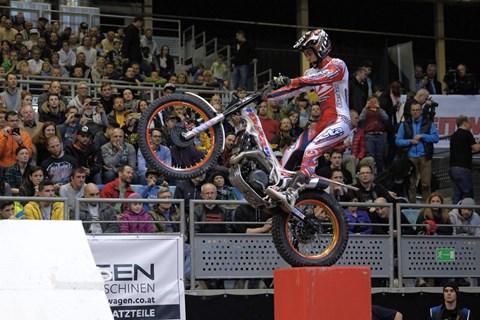 Indoor Trial WM 2016 Wiener Neustadt