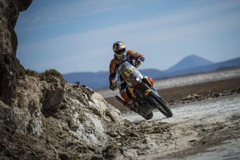 Rallye Dakar 2016