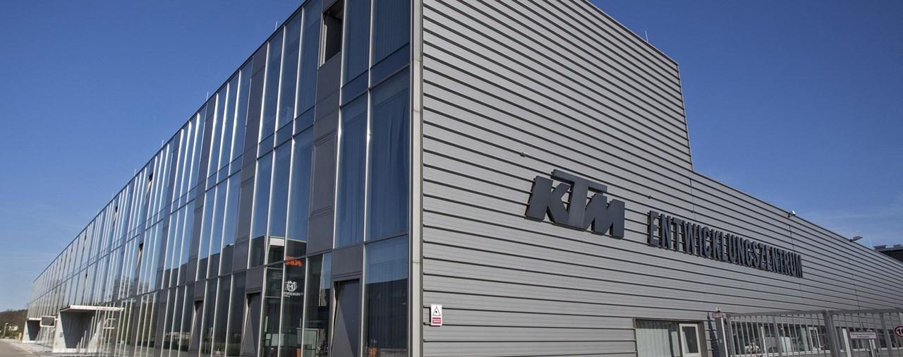 KTM Werksbesuche