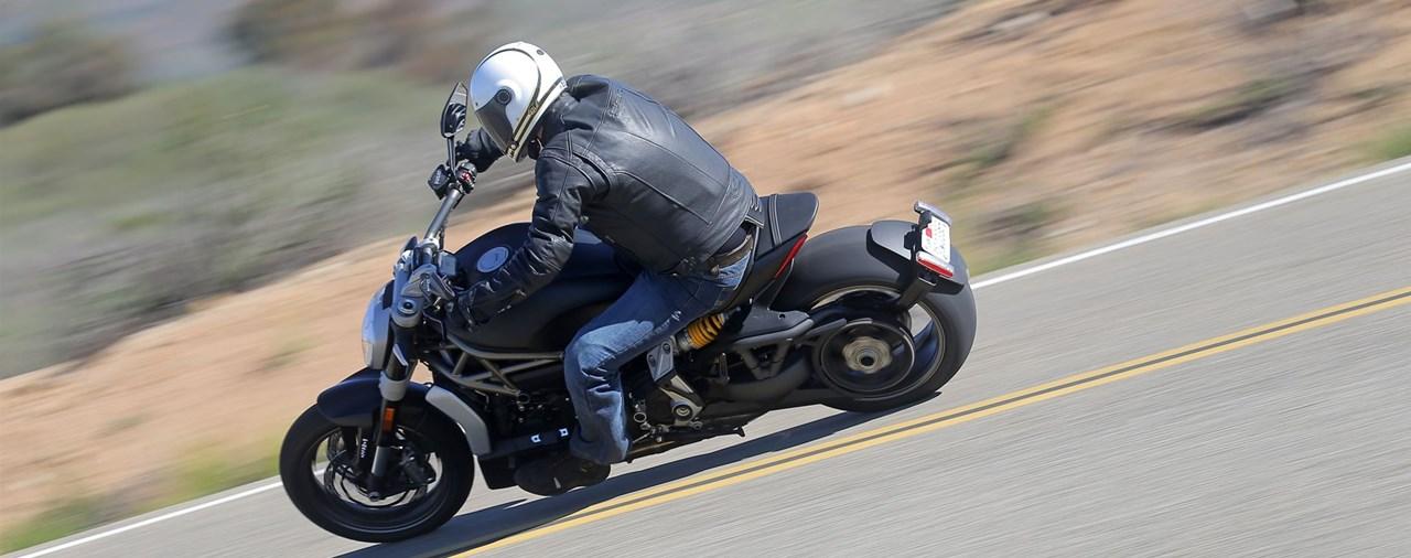 Ducati XDiavel und XDiavel S 2016 Test