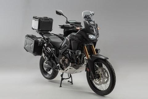 SW-MOTECH entwickelt Kofferträger für die neue Honda Africa Twin
