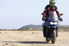 Triumph Tiger Explorer XCa 2016 Test