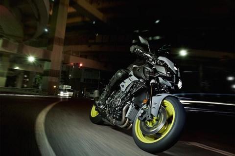 Yamaha MT-10 technische Daten und Preise