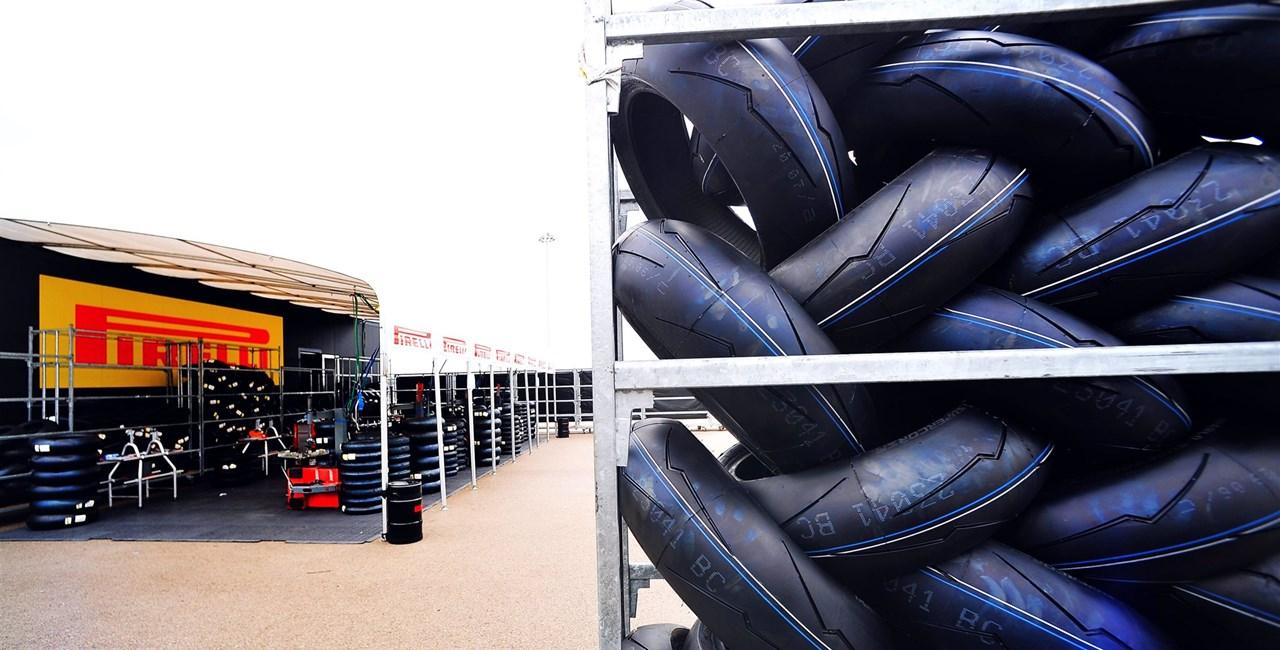 Pirelli Reifenvergabe 2016 für die Superbike WM