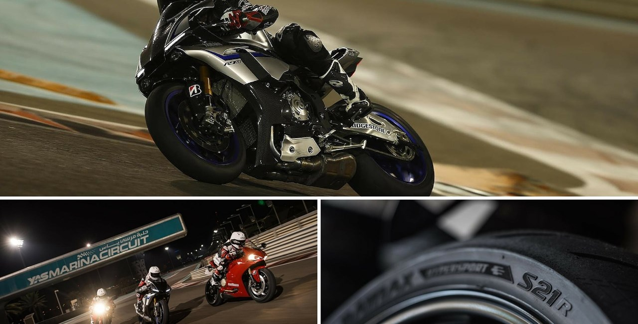 Bridgestone S21 Test