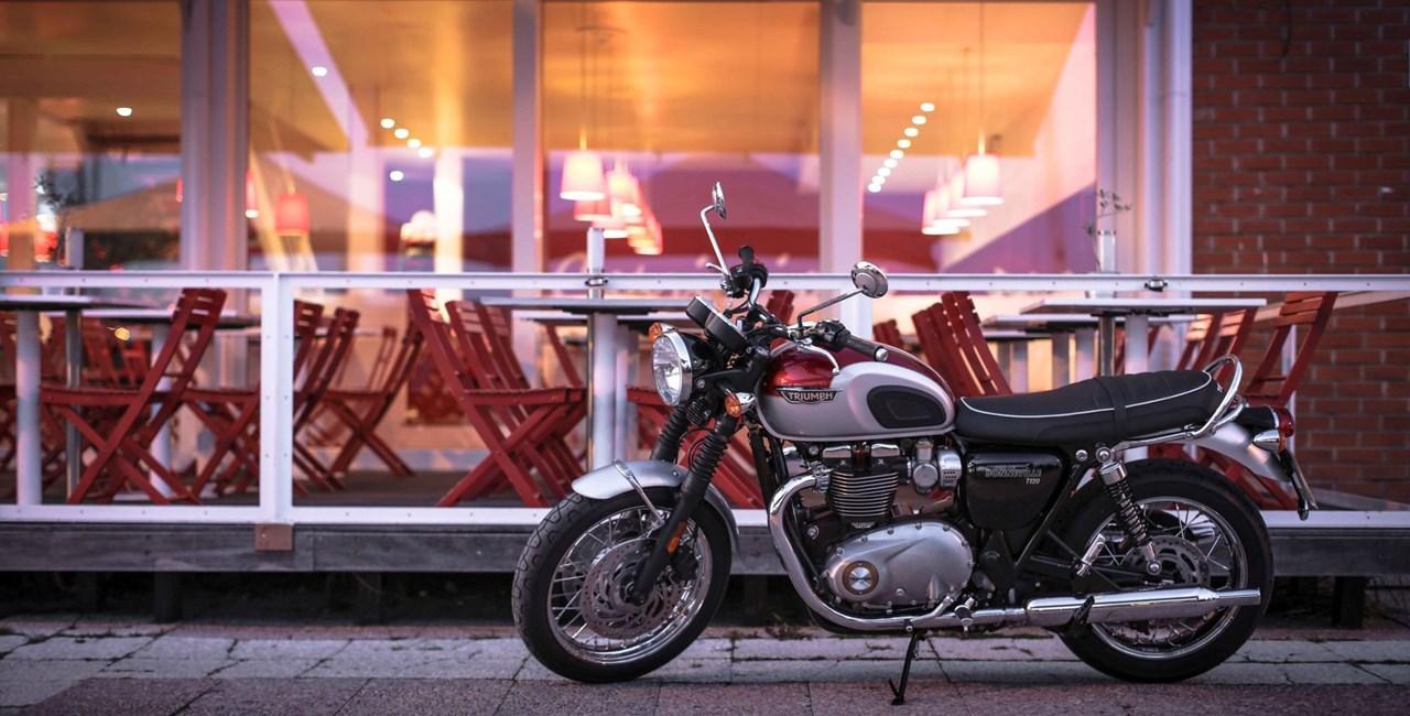 Die neue Triumph Bonneville T 120