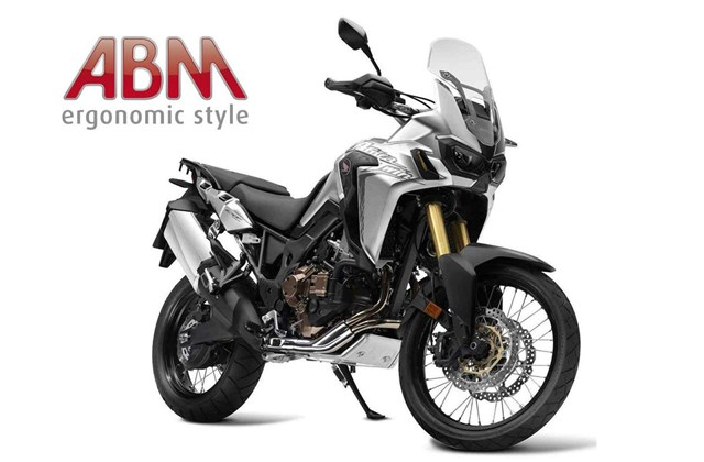 motorrad news abm bietet neues zubeh r f r honda crf 1000. Black Bedroom Furniture Sets. Home Design Ideas