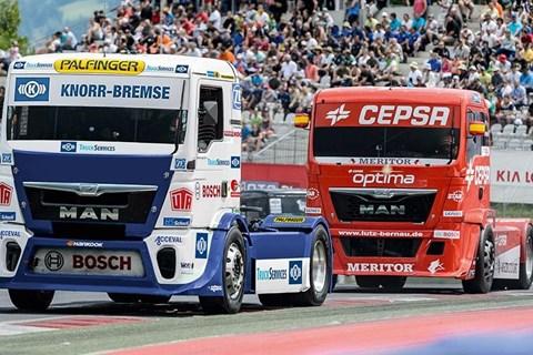 Truck Race Trophy 2016