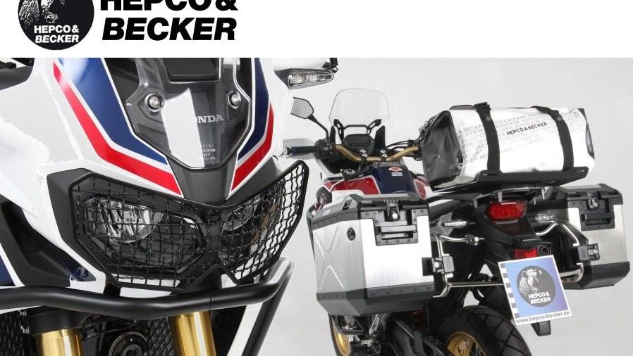 Sonderpreise für Honda Africa Twin Zubehör von Hepco & Becker