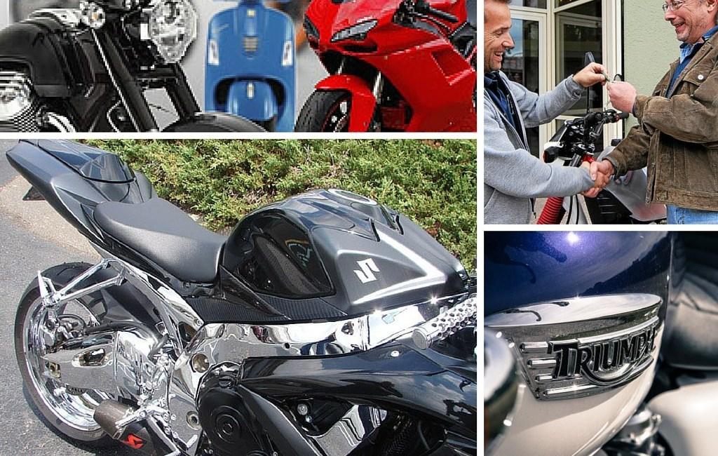 Tipps Gebrauchtmotorrad verkaufen