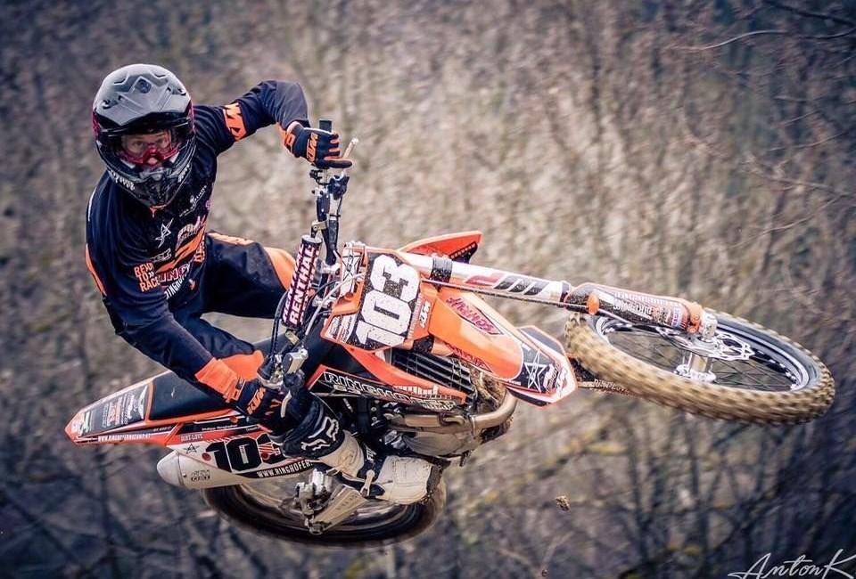 Trainingscamps für Österreichs Motocross-Nachwuchs powered by KTM