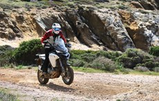 Ducati Multistrada 1200 Enduro Test 2016