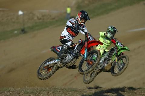 KTM dominiert beim Saisonauftakt der Motocross ÖM am Ostermontag
