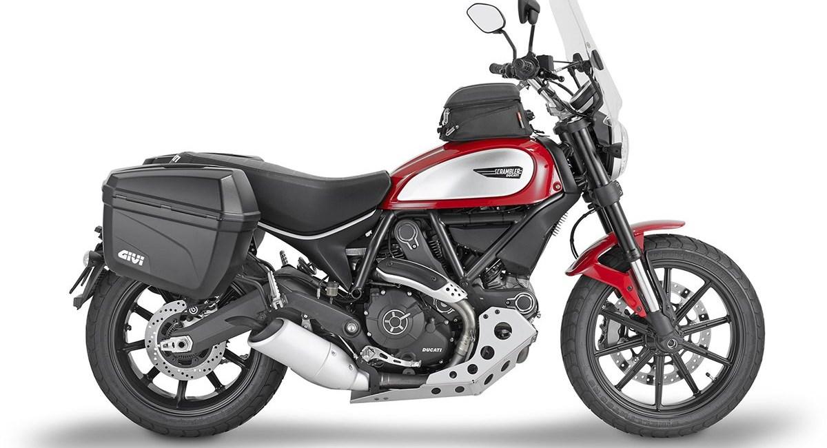 GIVI Zubehör für die Ducati Scrambler 800 (15)