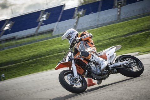 """Go with your Pro'' Supermoto am 29. Mai"