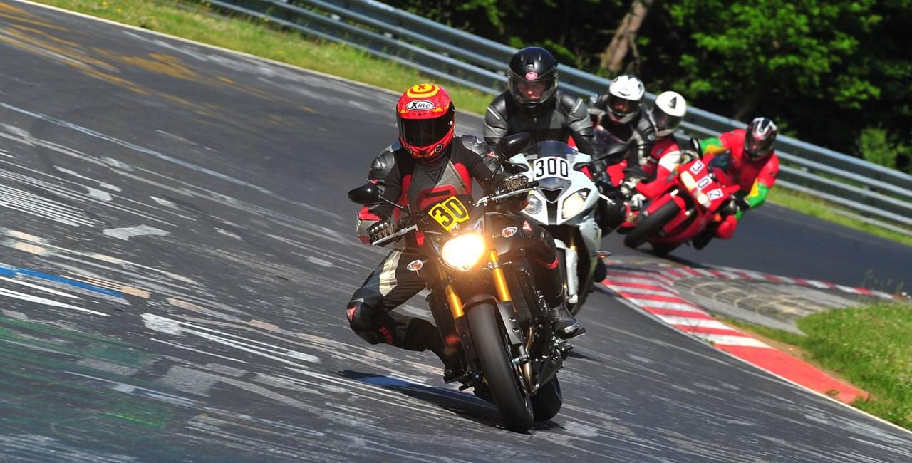 MOTORRAD action team Perfektionstraining 2016