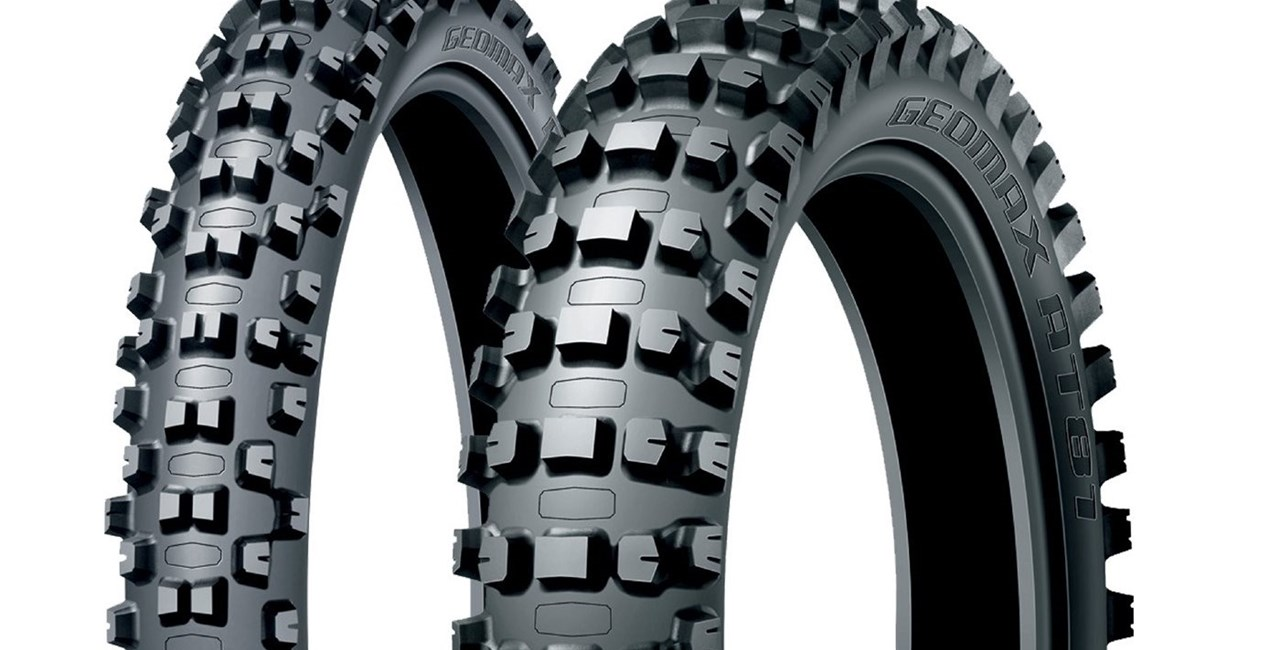 Dunlop Geomax AT81