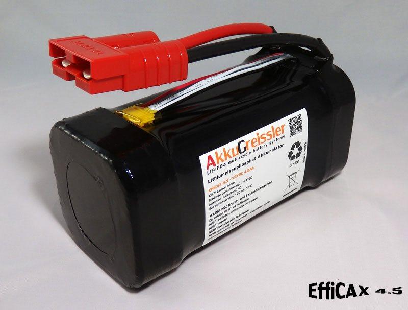 LiFePO4 Starterbatterien von AkkuGreissler Motorrad News