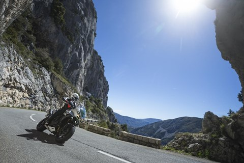 Triumph Tiger Sport 2016 Test