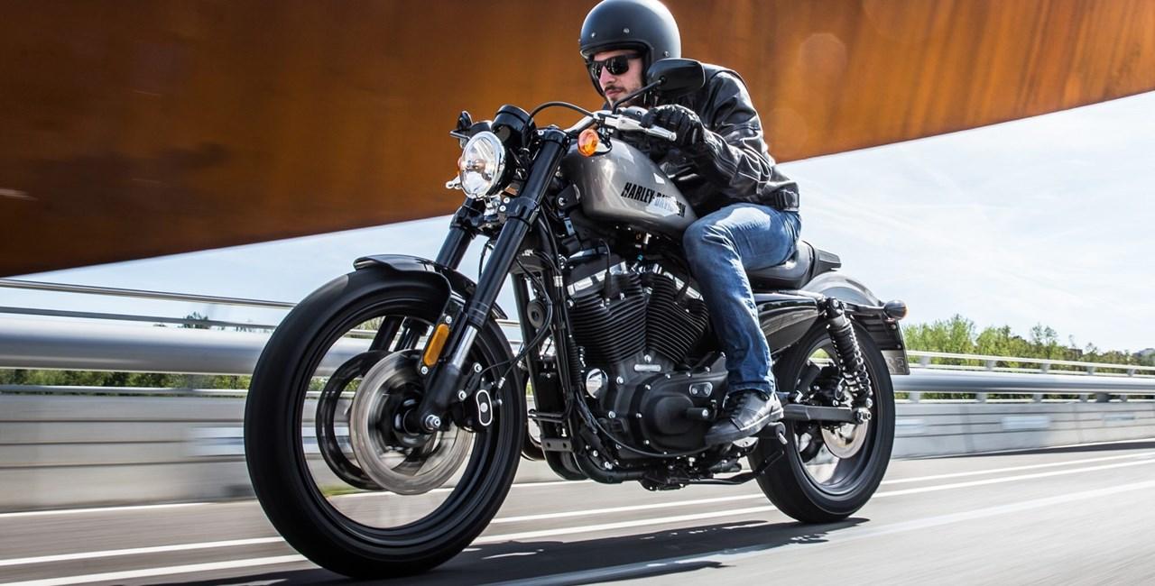 Harley Davidson Roadster 2016