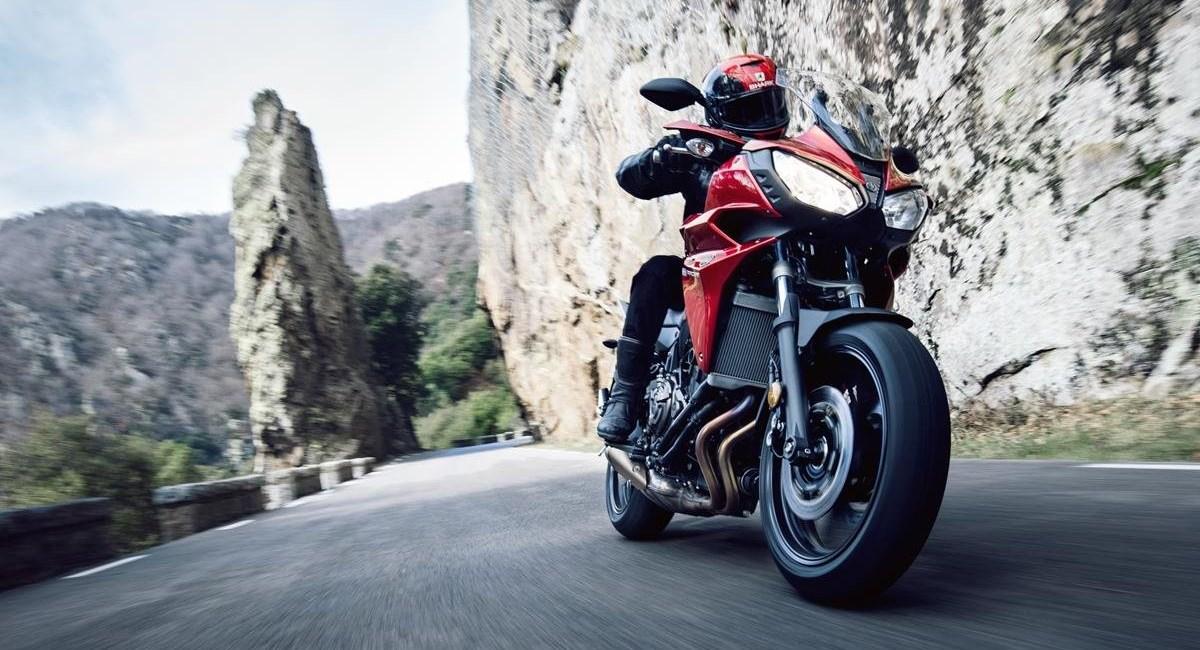 Neue Yamaha Tracer 700 2016