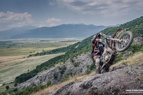 Enduro Rallye Bulgarien