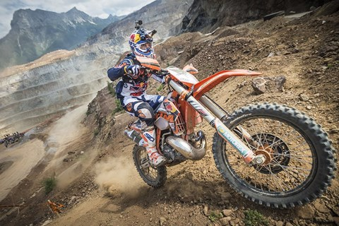 Red Bull Hare Scramble 2016