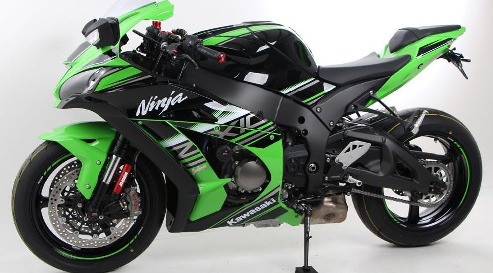 ABM Neuheiten für die Kawasaki ZX-10 R ABS