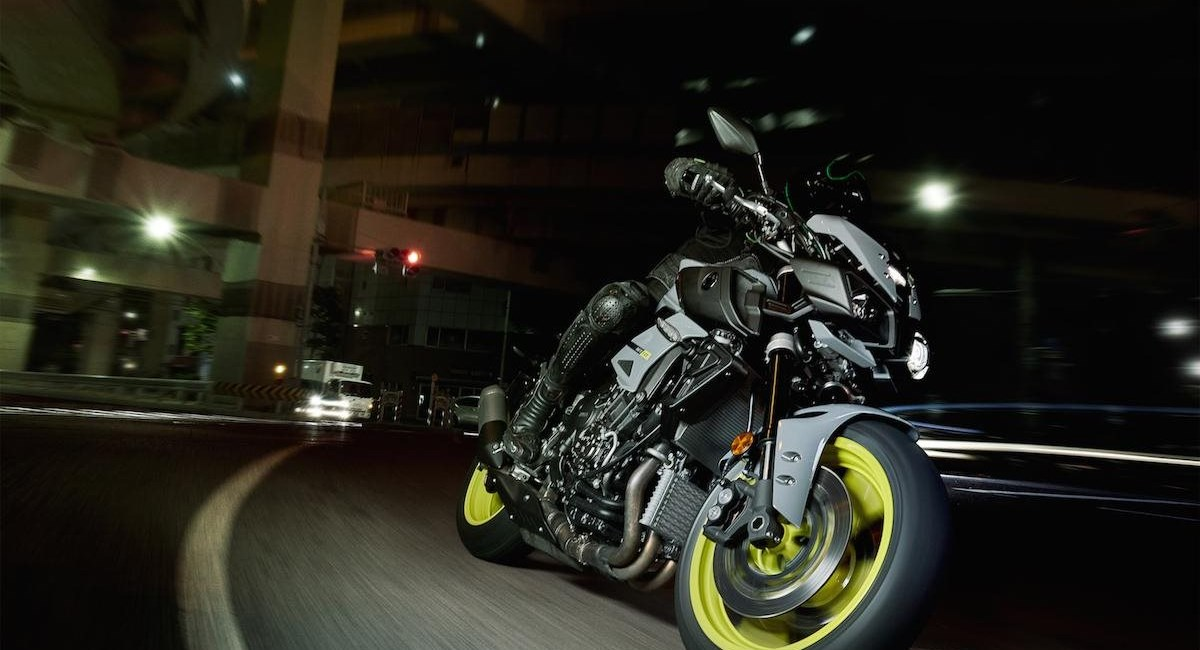 Yamaha MT-10 im Vergleich