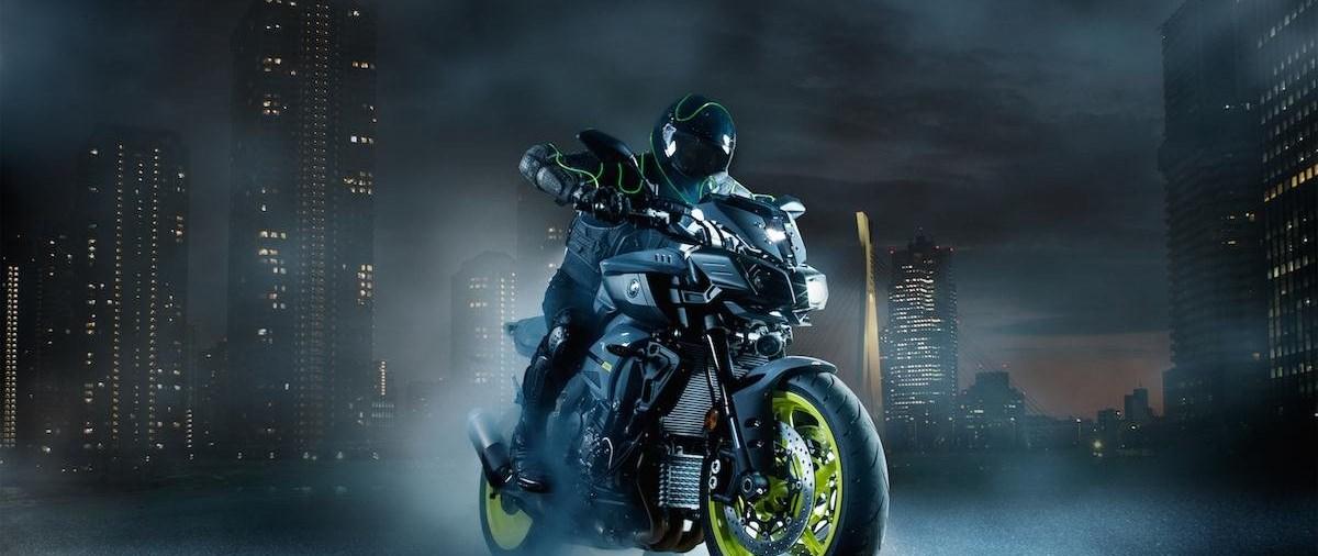 Yamaha MT-10 Test