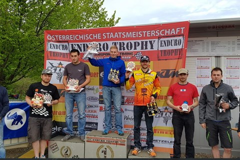 Enduro Trophy - Lauf 3 am Red Bull Ring